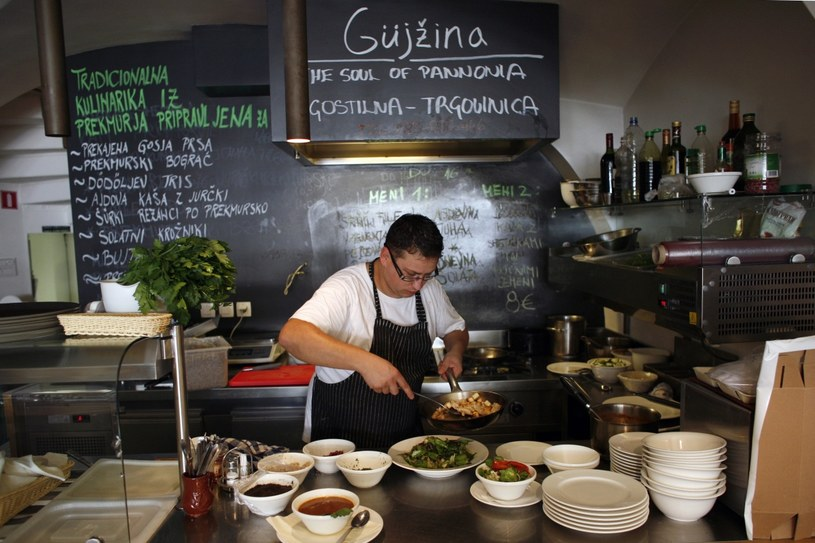 Restauracja Gujzina /Filip Horva­t /The New York Times Syndicate