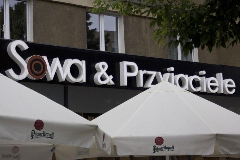Restauracja Sowa i Przyjaciele w której nagrano rozmowy /Maciej Łuczniewski /Reporter