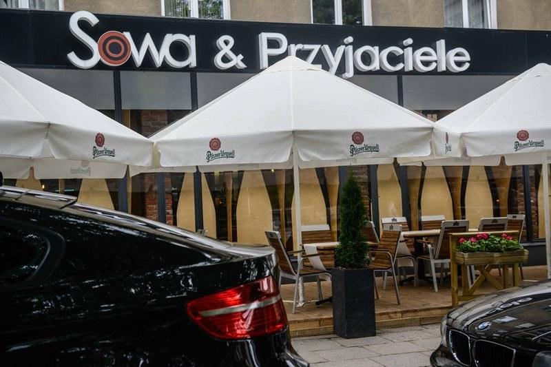 """Restauracja """"Sowa i Przyjaciele"""" /Jakub Kamiński   /PAP"""