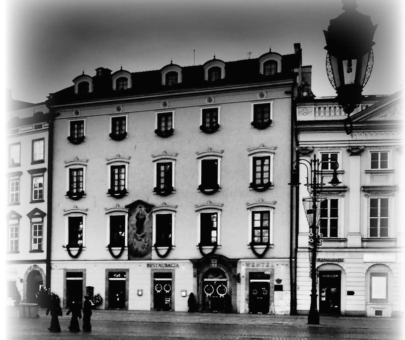 Restauracja Wentzl /Krzysztof Strózik /Wydawnictwo WAM