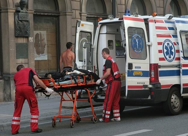 Rewolucja w ratowaniu ranny? / Fot. Jacek Waszkiewicz /Reporter
