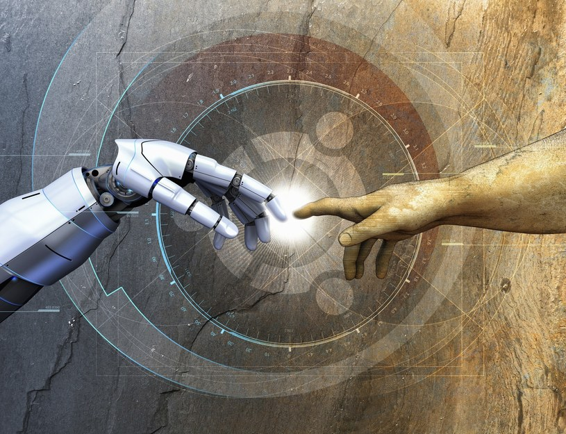 Rewolucji przemysłowej dokonają cyfrowi bliźniacy? /Ryan Etter /Agencja SE/East News