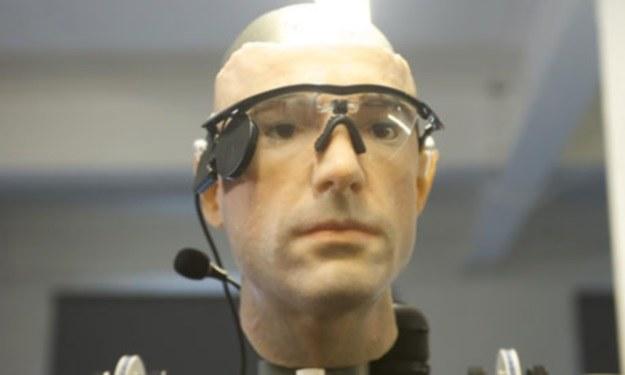 Rex - pierwszy bioniczny człowiek /materiały prasowe