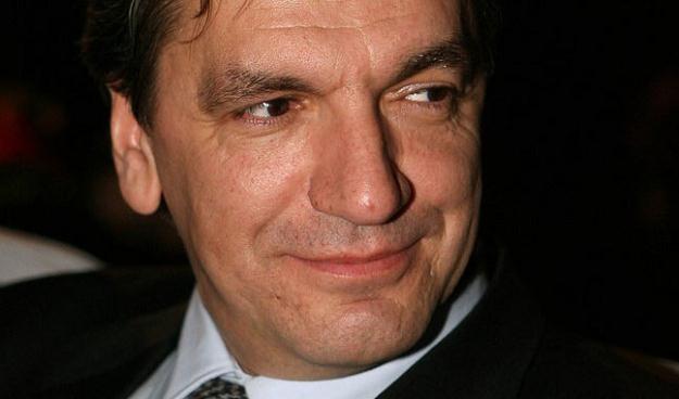 """Reżyser """"Pokłosia"""" Władysław Pasikowski/fot. Piotr Fotek /Reporter"""