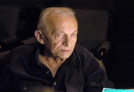 Reżyser Stanisław Różewicz zmarł 9 listopada w Warszawie/fot. Jan Rolke /Agencja FORUM