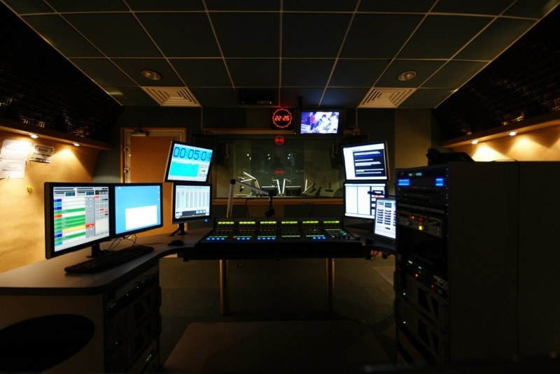 Reżyserka RMF FM  /RMF FM