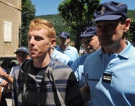 Riccardo Ricco wpadł przed rokiem /AFP