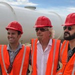 ​Richard Branson inwestuje w Hyperloop