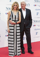 Richard Gere już po ślubie. Poślubił 35-latkę