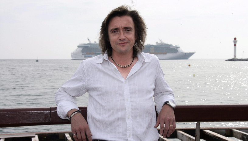 Richard Hammond /BRUNO BEBERT    /PAP/EPA