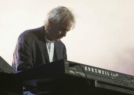 Richard Wright (1943-2008) - fot. MJ Kim /Getty Images/Flash Press Media