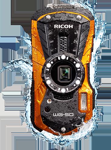 Ricoh WG-50 /materiały prasowe