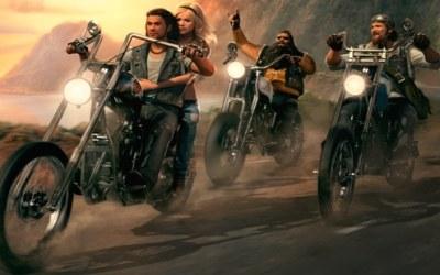 Ride to Hell - motyw graficzny /INTERIA.PL