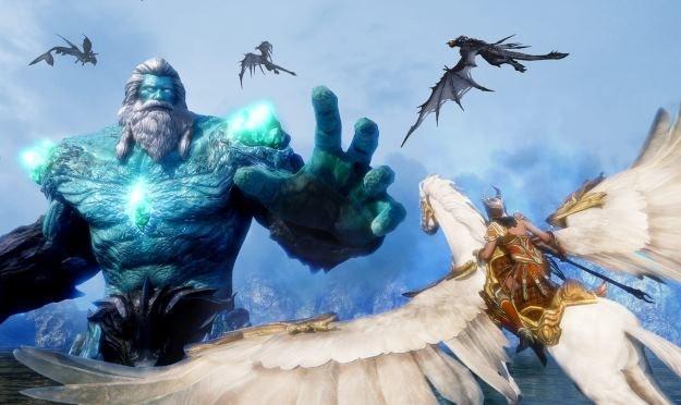 Riders of Icarus /materiały prasowe