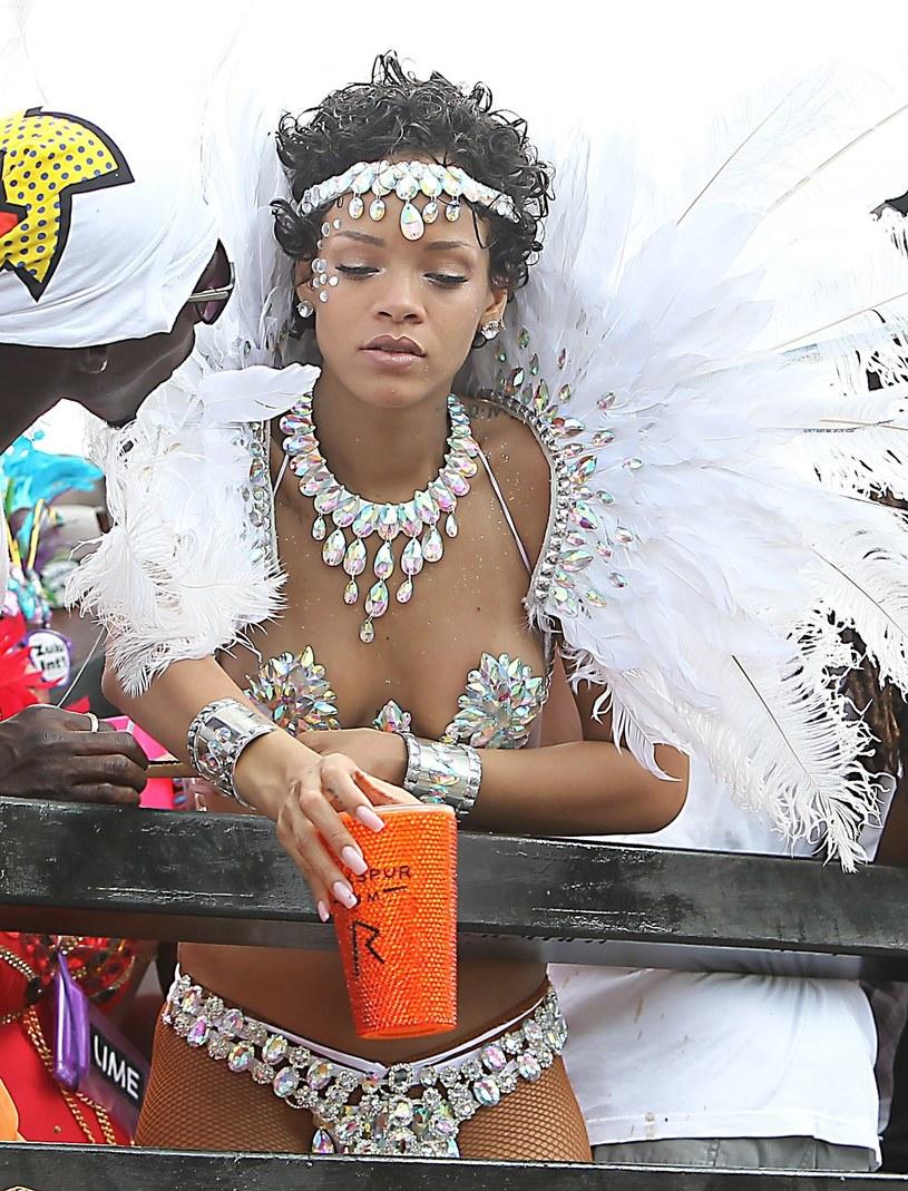 Rihanna co roku jest gwiazdą najsłynniejszej imprezy na Barbadosie /East News
