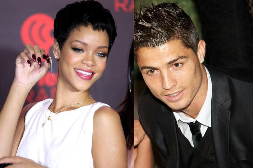 Rihanna i Cristiano Ronaldo /Getty Images