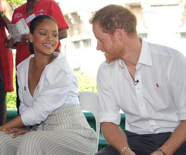 Rihanna i Książę Harry zrobili sobie razem test na HIV