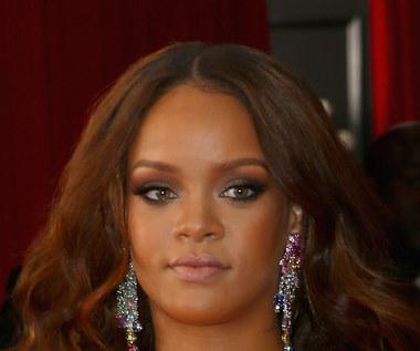 Rihanna na rozdaniu nagród Grammy