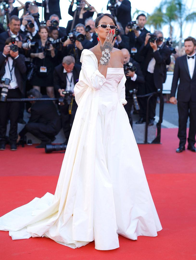 Rihanna od niedawna znów jest zakochana /Andreas Rentz /Getty Images