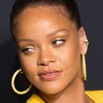 Rihanna zapomniała stanika