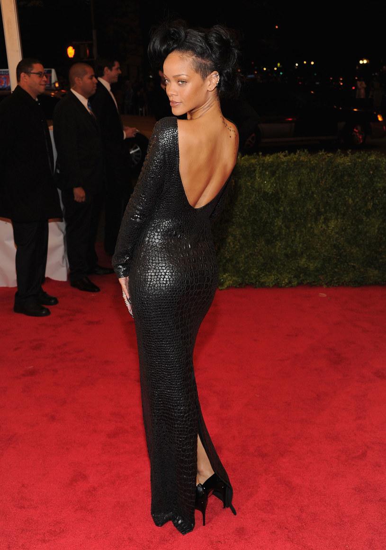 Rihanna znana jest z wyrafinowanego stylu /Getty Images