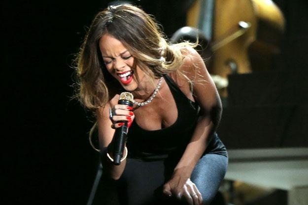 Rihanna została skrytykowana za zaprojektowaną przez siebie linię ubrań fot. Christopher Polk /Getty Images/Flash Press Media