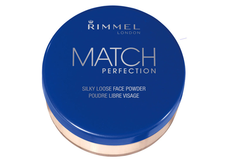Rimmel: Match Perfection Silky Loose Powder /materiały prasowe