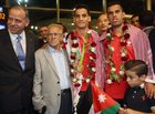 Rio 2016. Ahmad Abughaush po królewsku powitany w Jordanii