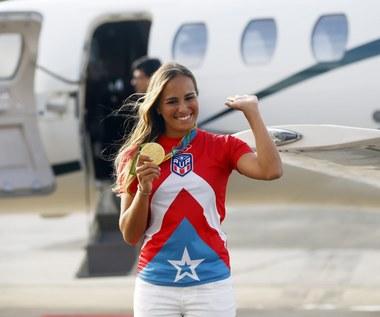 Rio 2016. Monica Puig owacyjnie powitana w Portoryko