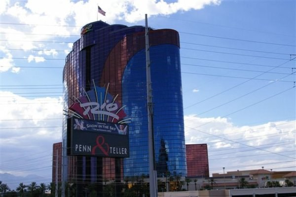 Rio All Suite Hotel and Casino - to tu toczy się walka o miliony dolarów. /INTERIA.PL