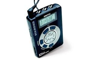 Rio PMP300 - pierwszy przenośny odtwarzacz MP3