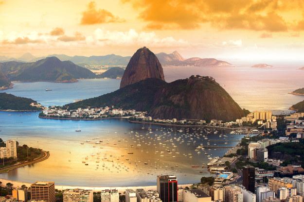 Rio to miasto, którym łatwo się zachwycić /123/RF PICSEL