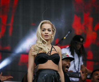 Rita Ora: Nigdy nie spotykałam się z ASAP Rockym