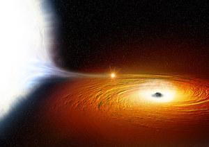RMF 24: Jak blisko można igrać z czarną dziurą?