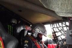 RMF 4Racing Team w czołówce po 1. dniu RMF Maxxx Kager Rally
