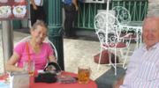 RMF: 67-latka uratowana na Atlantyku. Trwają poszukiwania jej męża