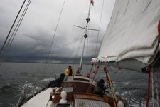 RMF: Akcja ratunkowa na Bałtyku. Człowiek wypadł za burtę