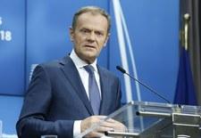 RMF: Donald Tusk zamroził projekt relokacji uchodźców