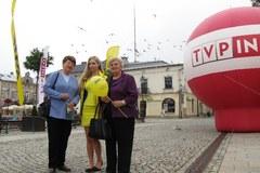 RMF FM i TVP Info goszczą w Krośnie!