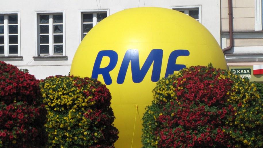RMF FM w Oświęcimiu /Kamil Młodawski /RMF FM