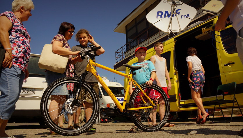 """RMF FM z wizytą w """"Klejnocie Warmii"""""""