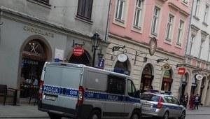 RMF24: Napad na jubilera w centrum Krakowa. Policja szuka sprawcy