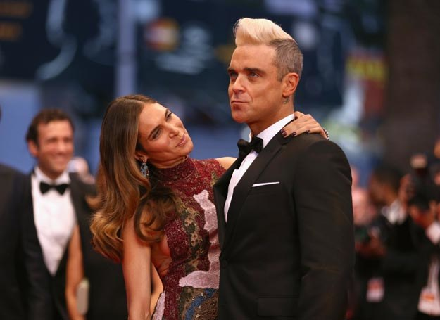 Robbie Williams i Ayda Field /Andreas Rentz /Getty Images