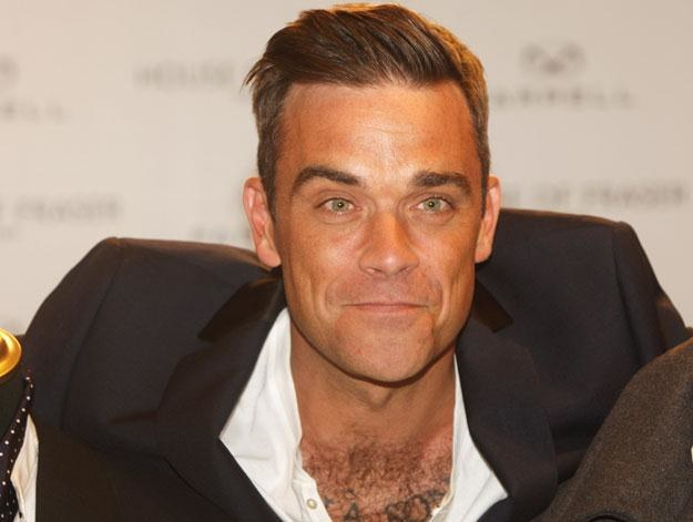 Robbie Williams zostanie ojcem fot. Dave Hogan /Getty Images/Flash Press Media