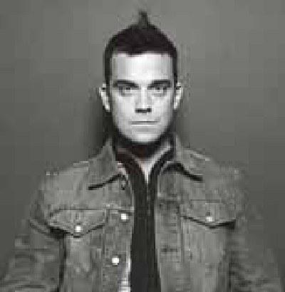 Robbie Williams /Archiwum