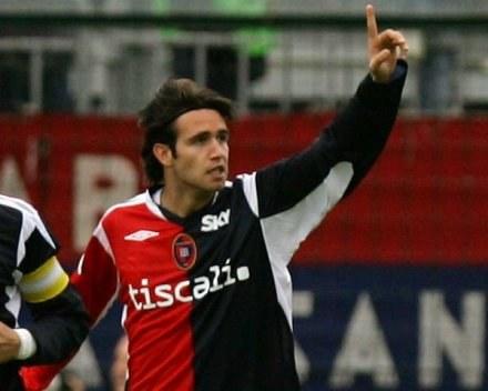 "Robert Acquafresca śni jednak o ""Squadra Azzura""... /AFP"