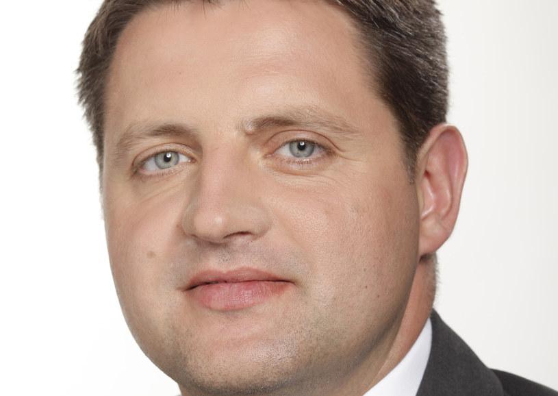 Robert Antczak, dyrektorem w BZ WBK, odpowiedzialnym za Program Rozwoju Eksportu, źródło: BZ WBK /&nbsp