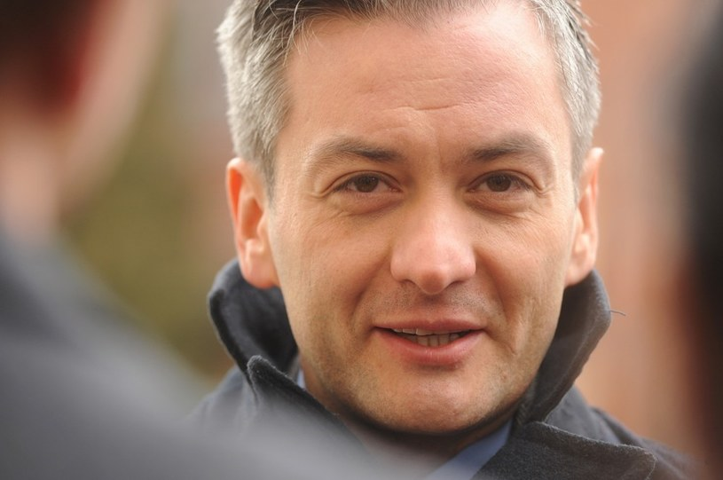 Robert Biedroń był jednym z uczestników spotkania /Fot. W. Strożyk /Reporter