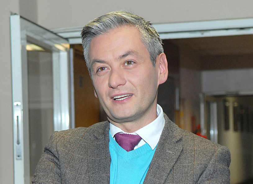 Robert Biedroń /MWMedia