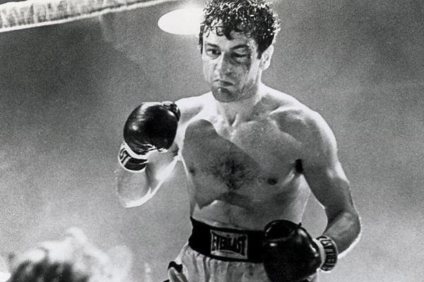 """Robert De Niro jako Jake La Motta we """"Wściekłym byku""""... /materiały prasowe"""